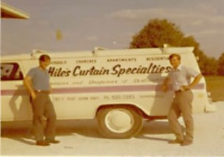 Who We Are Hiles Curtains Specialties
