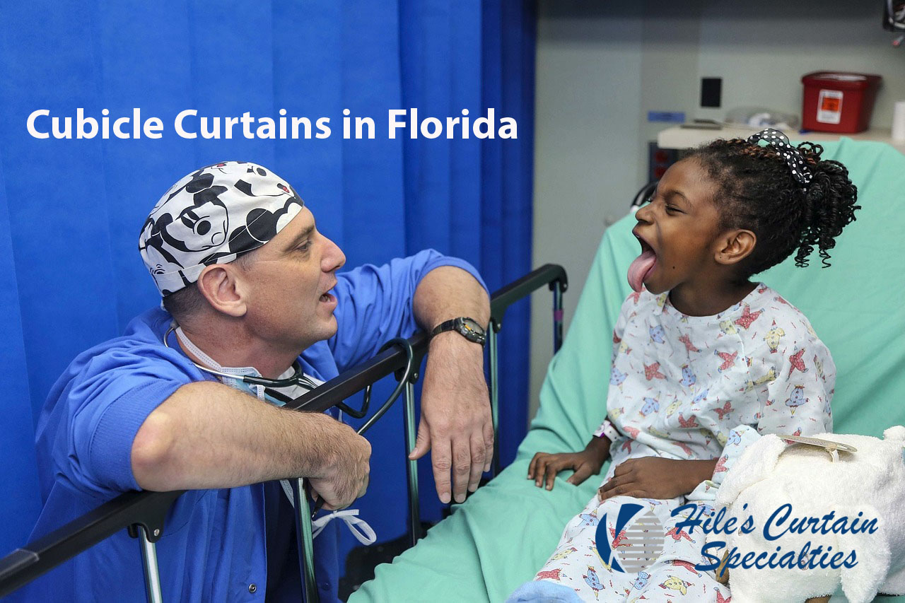 Hospital Cubicle Curtains in Florida