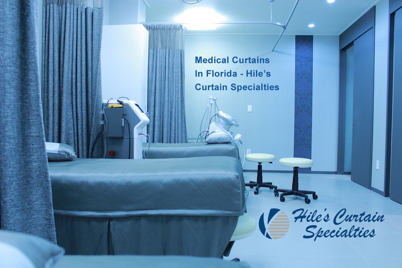 Medical Curtains in Florida - Hiles