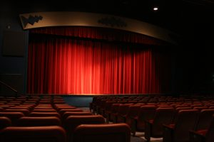 School Stage Curtains in Florida
