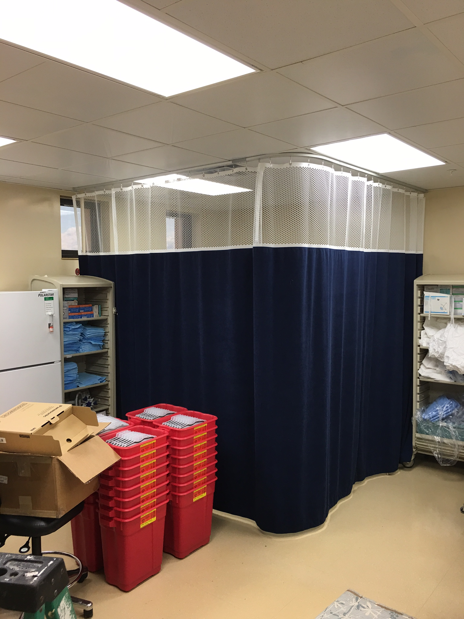office cubicle curtain. Office Cubicle Curtains. Medical Curtains In Tampa Curtain S