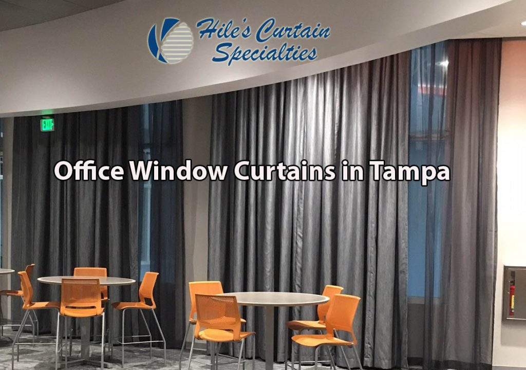 Commercial Window Coverings In Tampa Bay Hiles Curtains