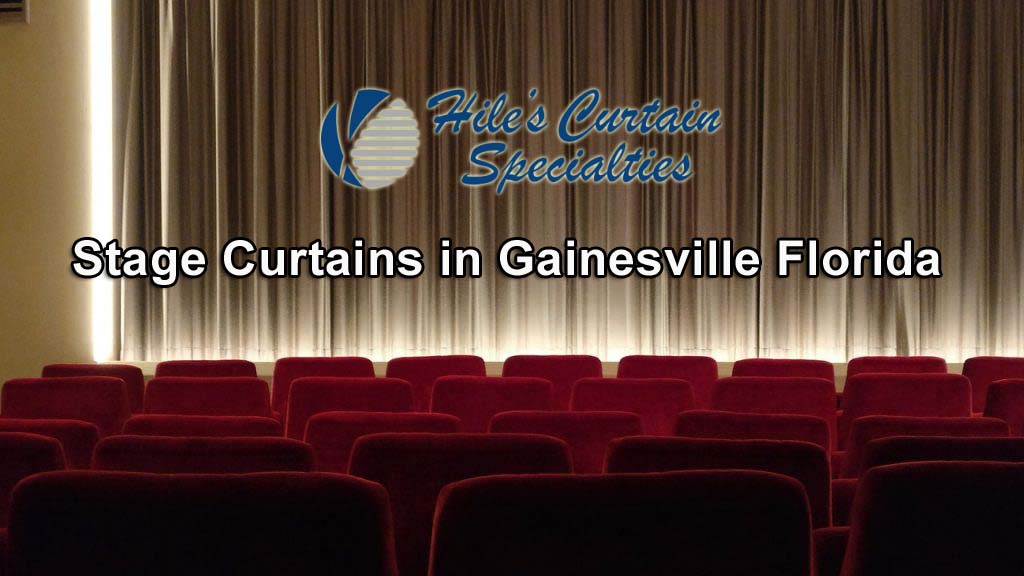 Stage Curtains In Gainesville Florida Hiles Curtains