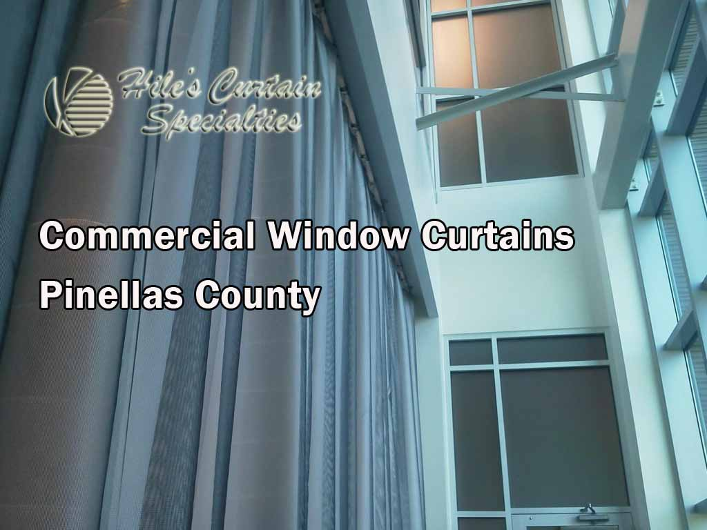 Commercial Window Curtains Pinellas County