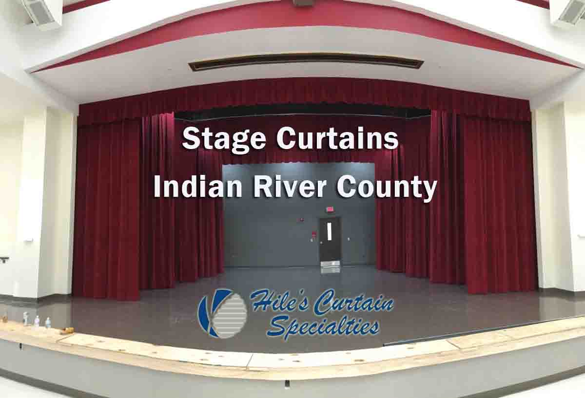 Stage Curtains - Indian River County