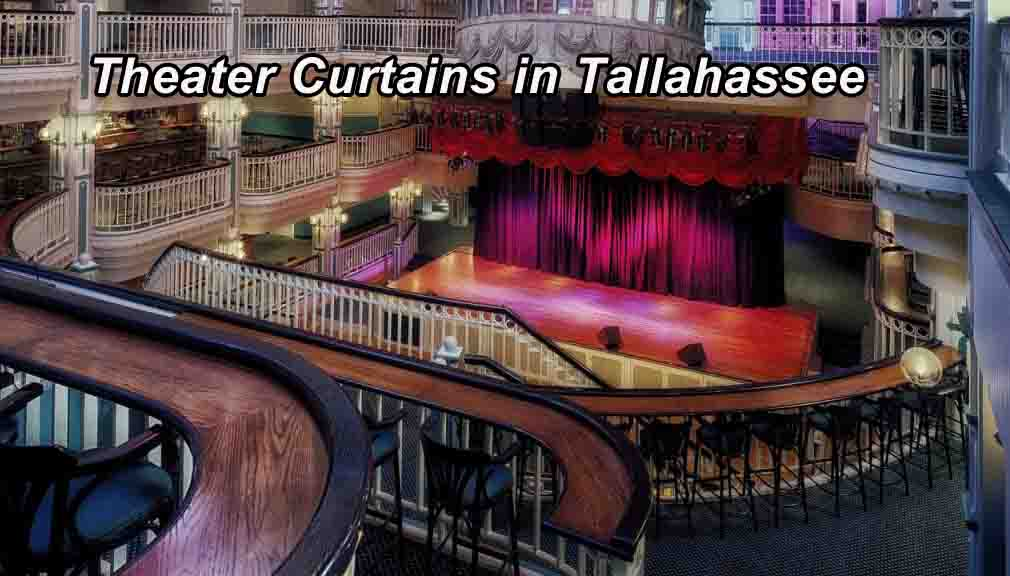 Theater Curtains - Tallahassee