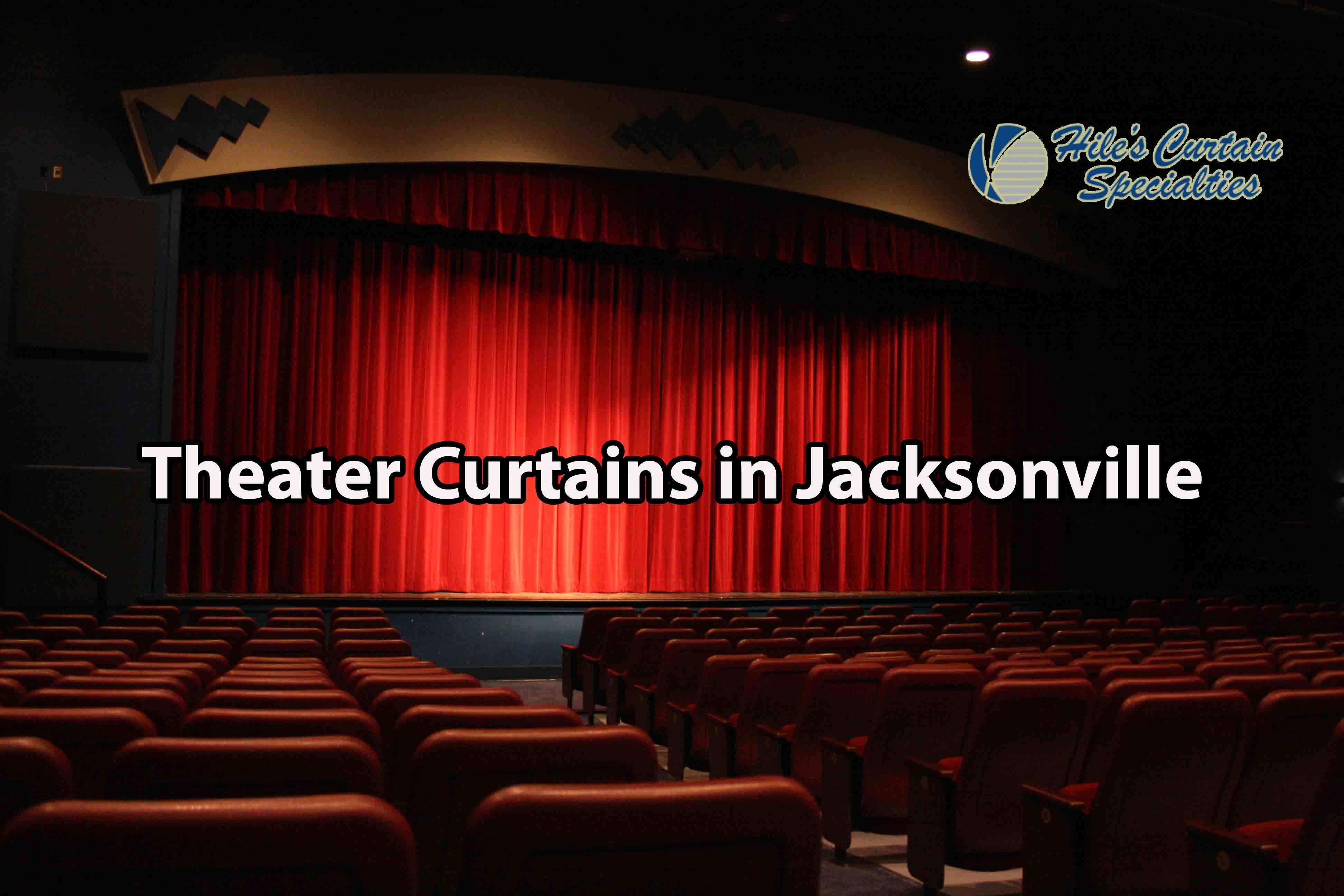 Theater Curtains - Jacksonville